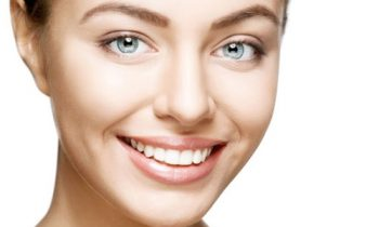 Smiling Beautiful Woman   Gum Reshaping in Friendly Smiles Center in Mount Laurel, NJ - Dr. Robert Chase