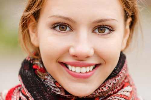 Young Lady with a Charming Smile | Root Canals in Friendly Smiles Center in Mount Laurel, NJ - Dr. Robert Chase
