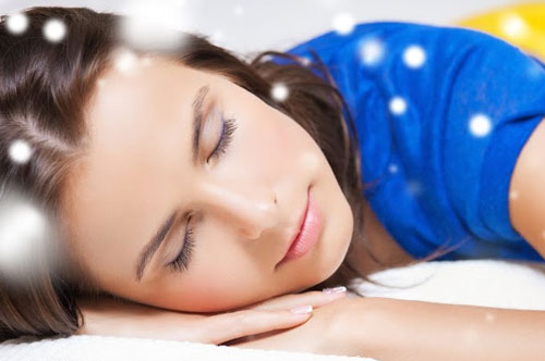 Young Lady Sleeping Soundly   Sedation Dentistry   Friendly Smiles Center in Mount Laurel, NJ - Dr. Robert Chase